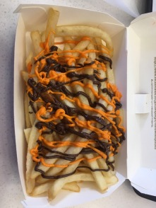 Halloween Choco Fries