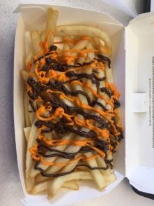 Halloween Choco Fries