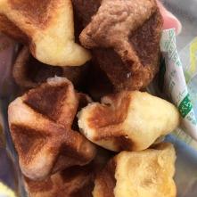 Waffle Bites